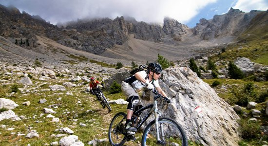 BIKE Transalp powered by Sigma – Juli