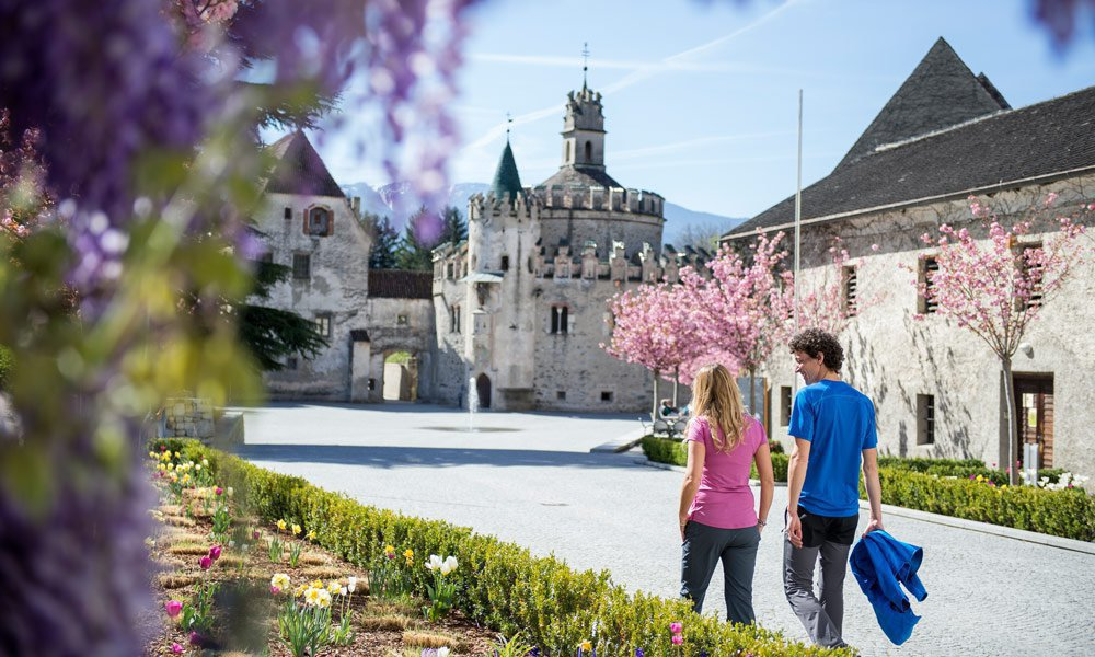Experience Culture in Spring at Brixen