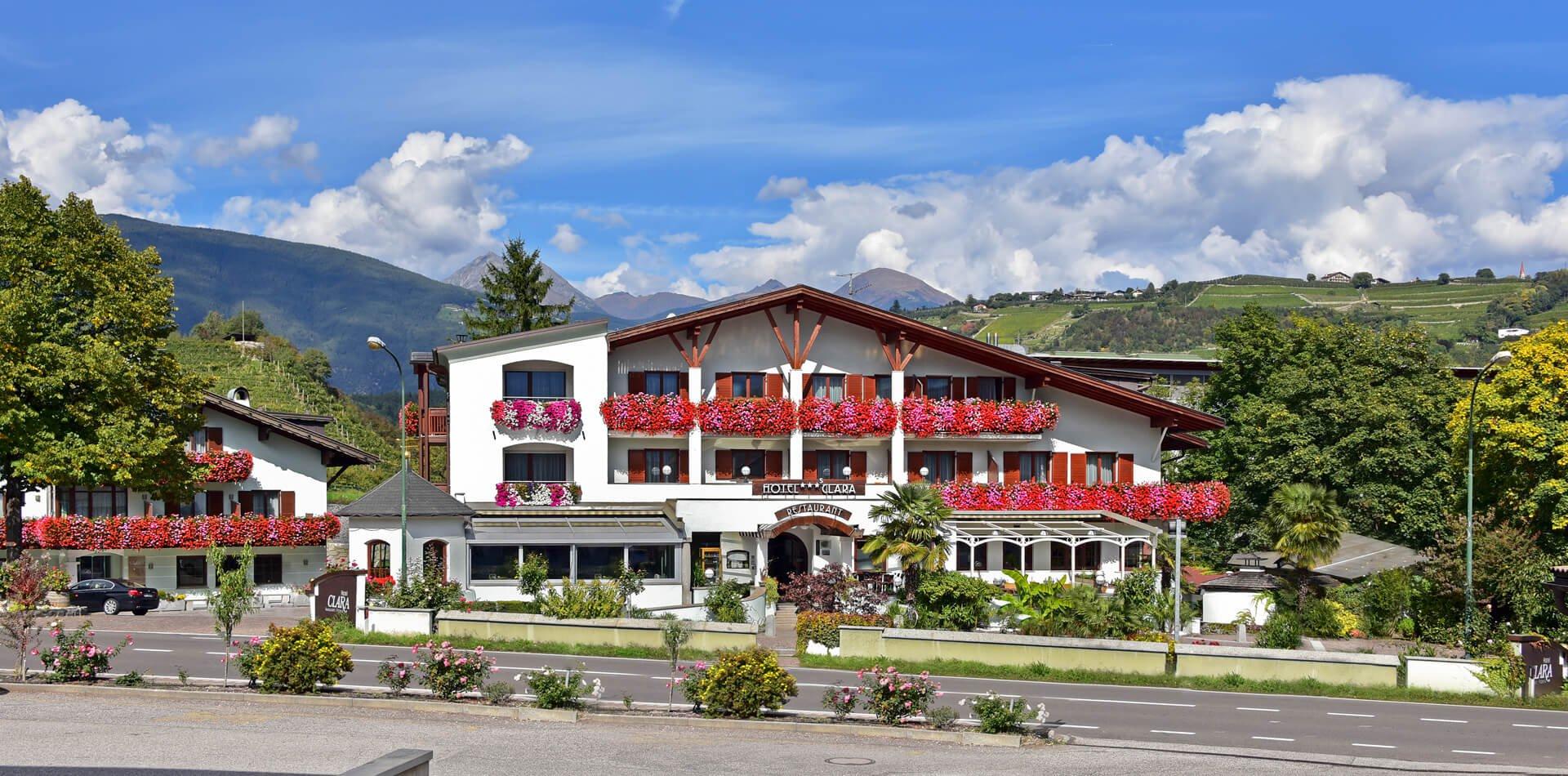 Hotel Clara a Varna vicino a Bressanone | Il tuo hotel a 3 stelle a ...