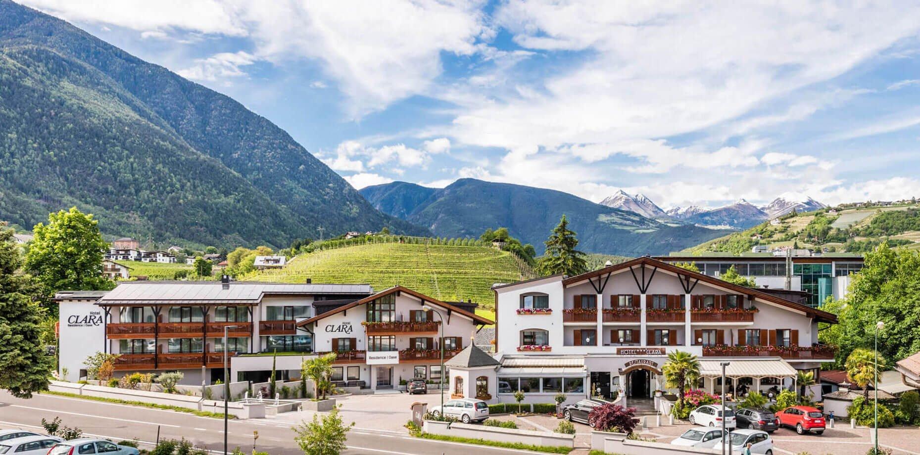 Urlaub in Vahrn bei Brixen - Südtirol