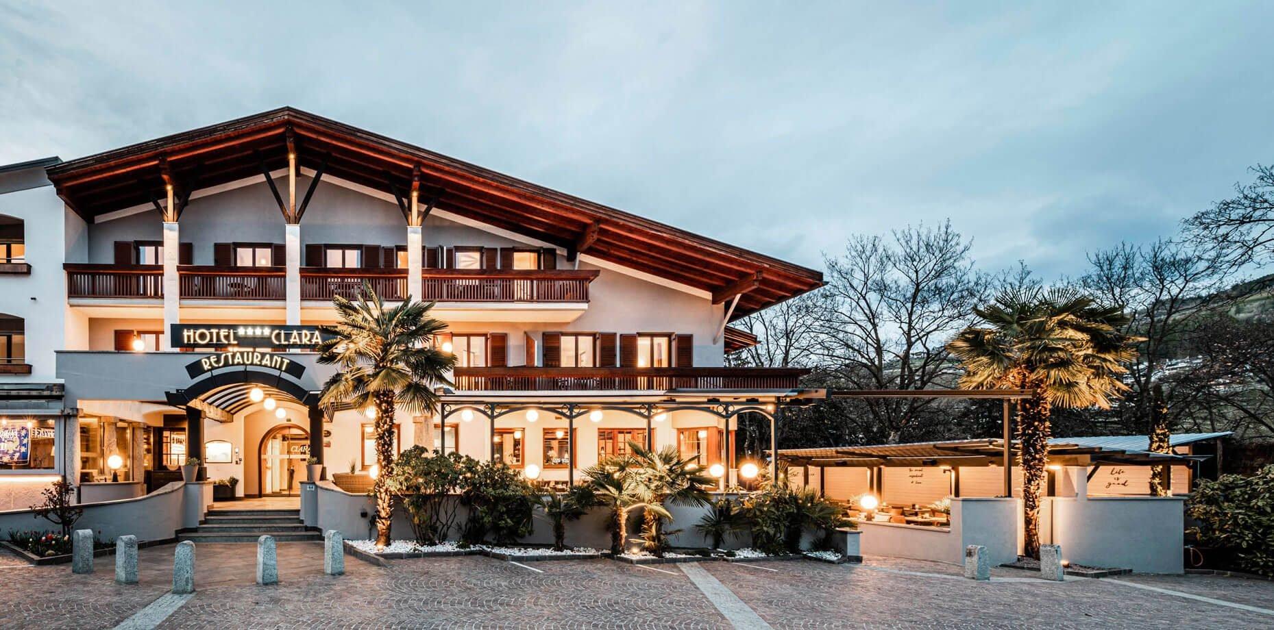 Motorradhotel Südtirol