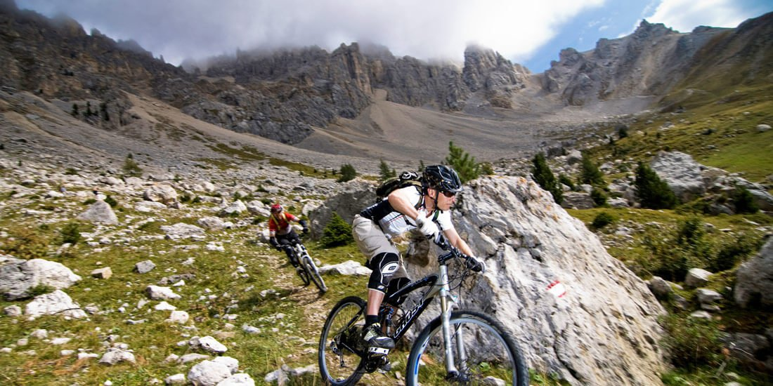 La vostra vacanza in mountain bike in Alto Adige